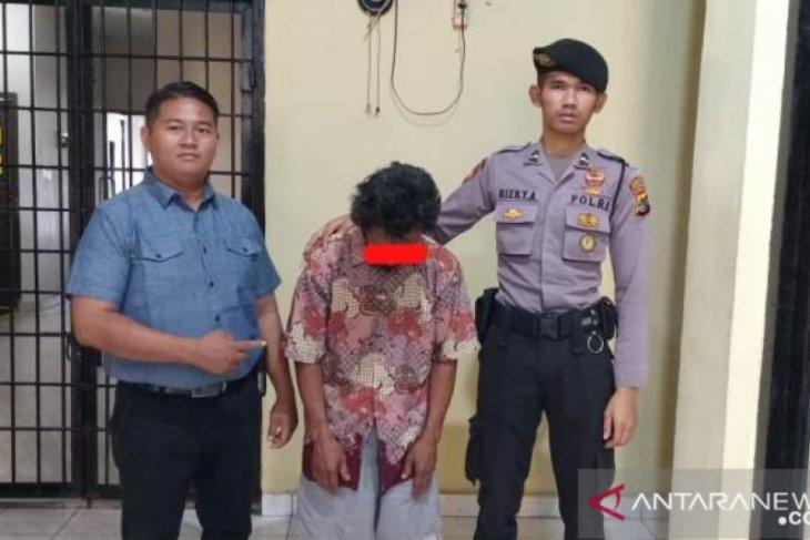 Polisi Bangka Barat tangkap pelaku pencabulan di tempat persembunyian