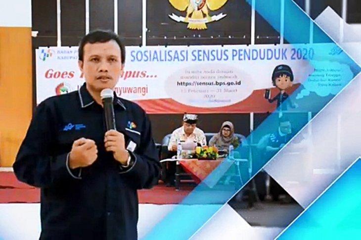 Bupati Anas dukung penuh suksesnya sensus penduduk 2020