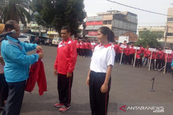 KONI Provinsi Jambi canangkan Pelatda PON XX Papua