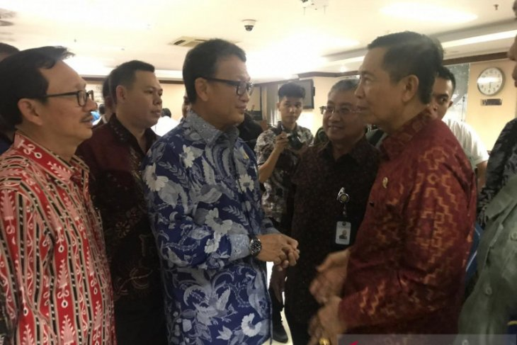 Kementerian ESDM akan bangun 90 titik PLTS di Bali untuk 2020