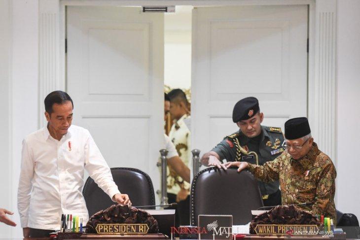 Jokowi tepati janji di tengah pandemi