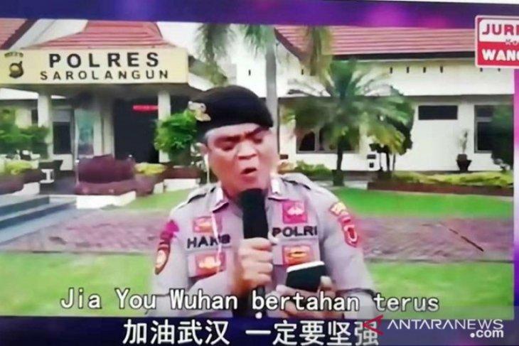 China apresiasi polisi Sarolangun dan arsitektur kelahiran Indonesia