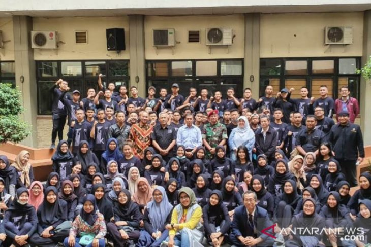 FTUP jalin kerja sama dengan KOPASSUS TNI AD