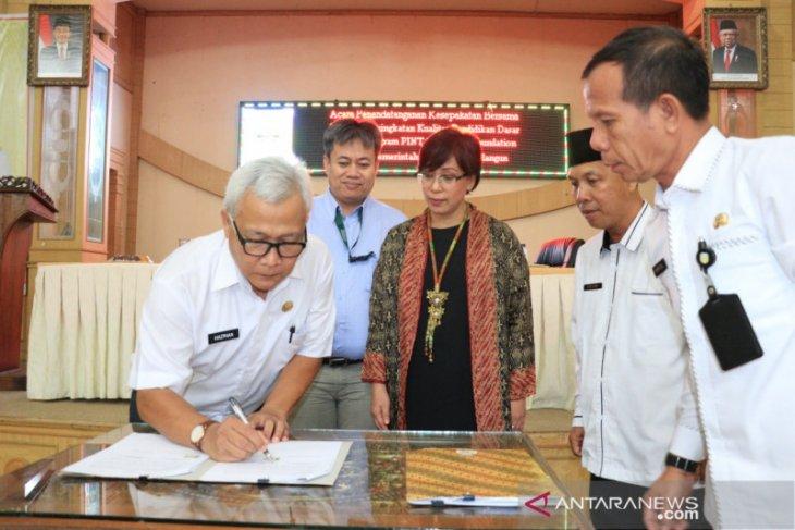 Kabupaten Sarolangun tingkatkan kualitas pendidikan dasar