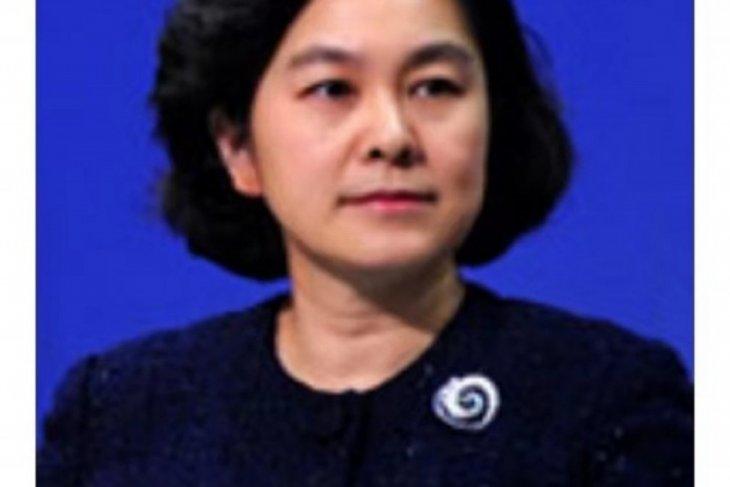 Pemerintah China senang dengar kabar WNI dikarantina di Natuna sehat