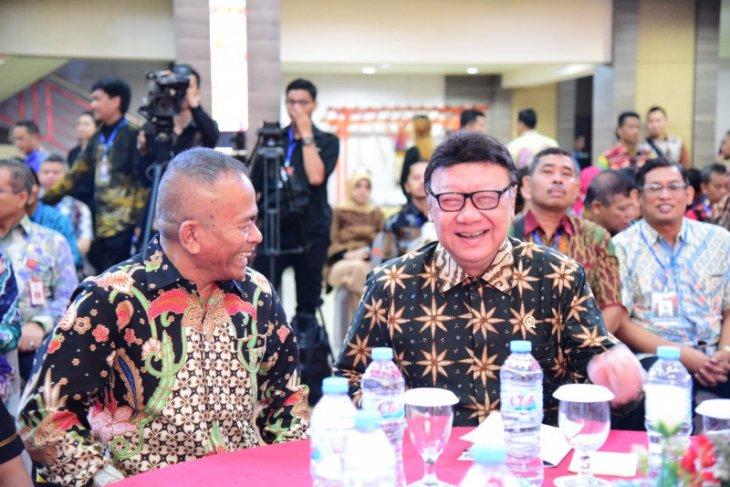 Tjahjo Kumolo : Media penting dukung pembangunan daerah