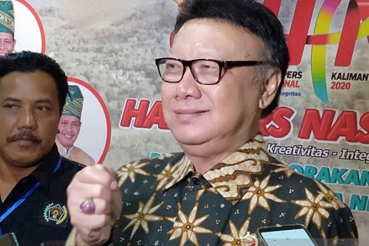 Menpan RB sambangi KPK bahas Stranas Pencegahan Korupsi