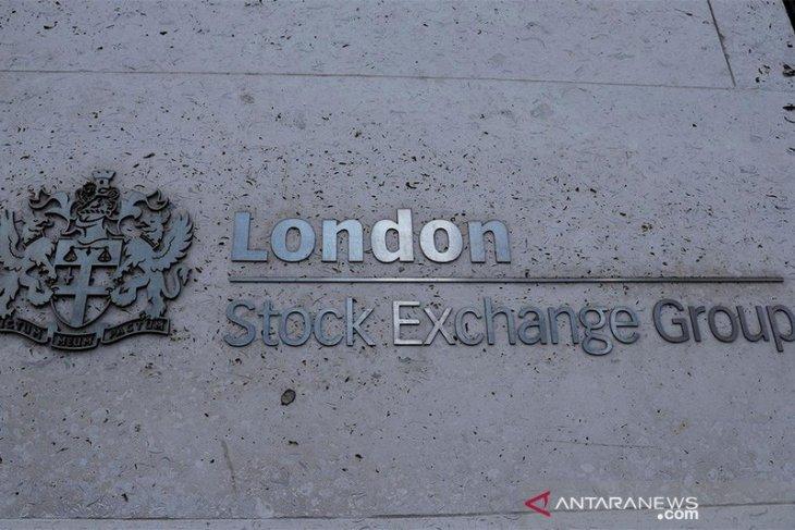 Indeks saham Inggris FTSE 100  menguat 0,99 persen
