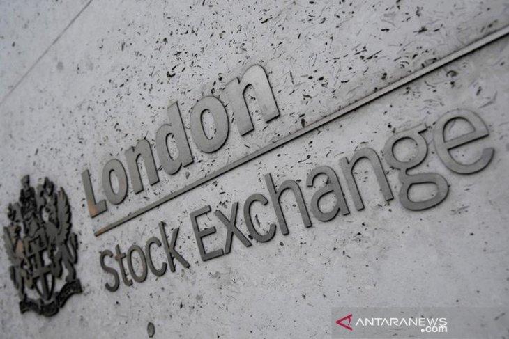 Saham Inggris turun, indeks FTSE 100 tergerus 0,22 persen
