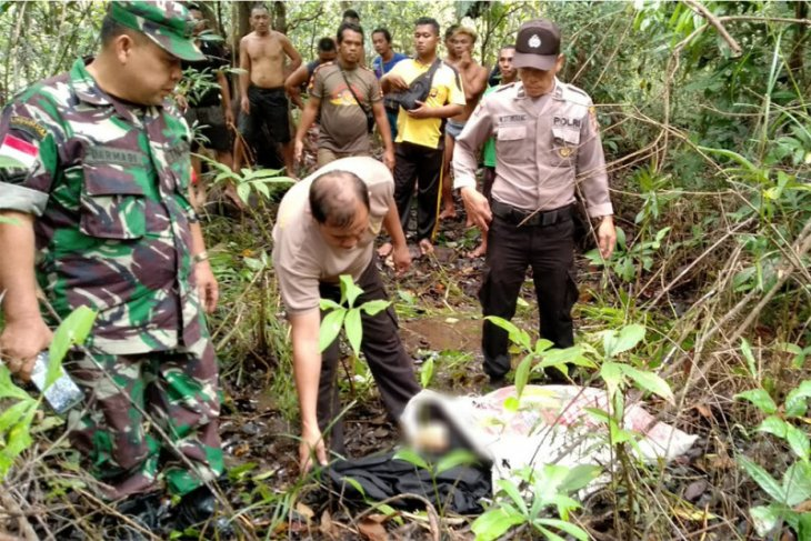 Polisi ungkap pelaku pembunuh wanita dalam karung di Batang Lupar