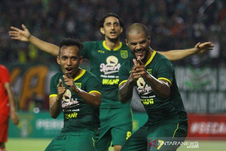 Persebaya tundukkan Sabah FA 3-1 pada laga uji coba