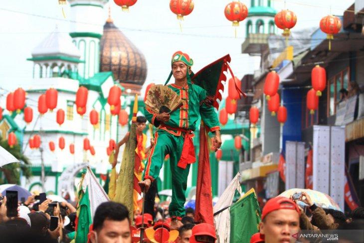 Festival Cap Goh Meh dan Tatung Singkawang ditetapkan sebagai WBTB oleh UNESCO
