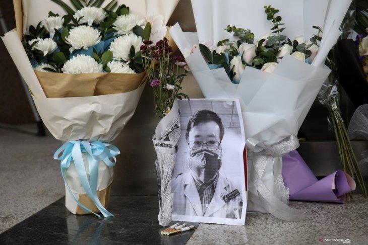 China laporkan 97 kematian baru akibat virus corona di wilayah daratan