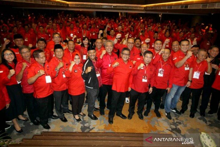 PDIP Sumatera Utara  tingkatkan konsolidasi hadapi Pilkada 2020