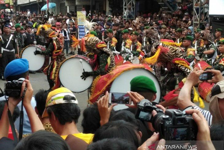 Whisnutama: Bogor Street Festival wujud kerukunan warga
