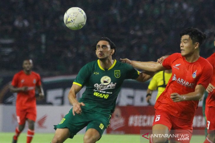 Pelatih: Kemenangan  Persebaya atas Sabah FA angkat kepercayaan diri