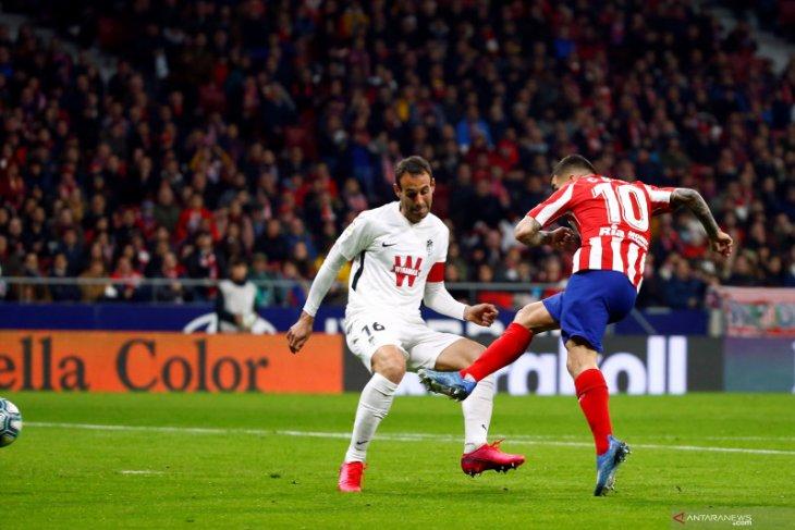 Hasil liga Spanyol, gol Correa menangkan Atletico atas  Granada