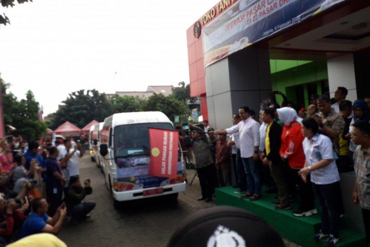 Pemerintah stabilkan harga bawang putih dan cabai di Wilayah Jakarta