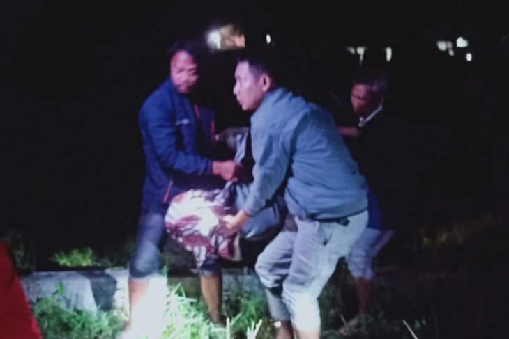 Mayat Umi Kalsum Kusno ditemukan warga Sei Lepan Langkat