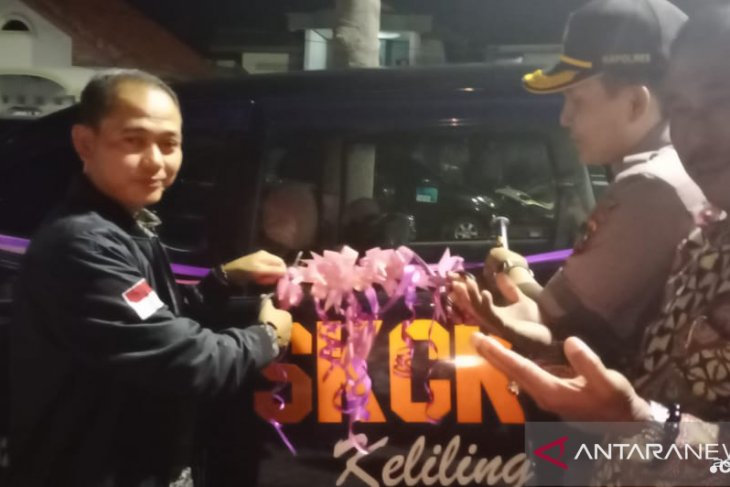 Bupati Bangka apresiasi zona integritas Polres menuju WBK
