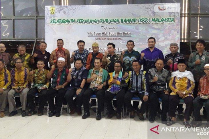 17 kulaan Banjar Malaysia akhiri wisata susur galur di Kalsel