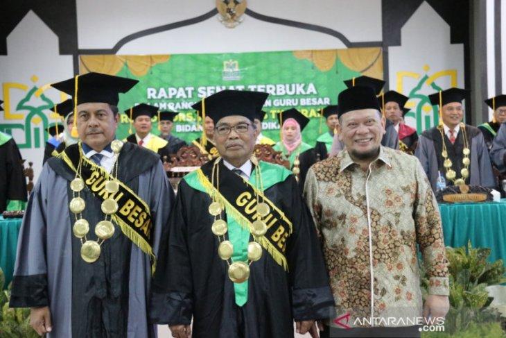 Ketua DPD RI minta IAIN Jember perkuat pendidikan akhlak dan budi pekerti