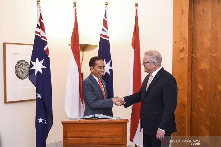 Jokowi's visit to Australia strengthens trade cooperation: minister