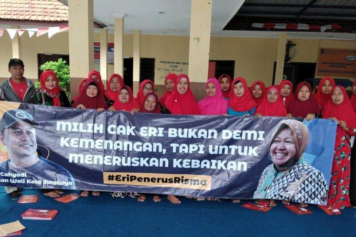 Bacawali  Eri Cahyadi dinilai sukses berdayakan UMKM di Surabaya