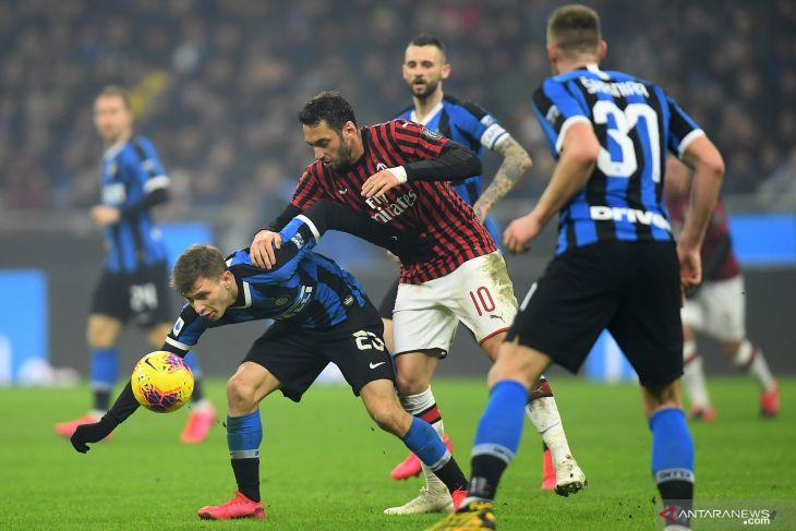 Liga Italia: Inter Milan jalani pekan yang berat jelang derbi Milan