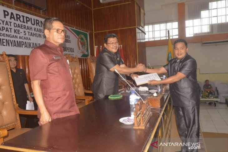 Pemkab Kotabaru ajukan lima Raperda
