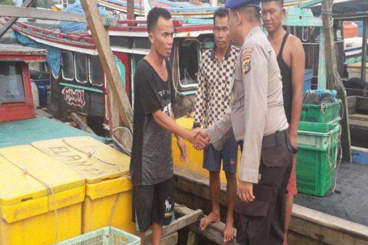 Satpolair Bangka Barat imbau nelayan waspadai cuaca buruk