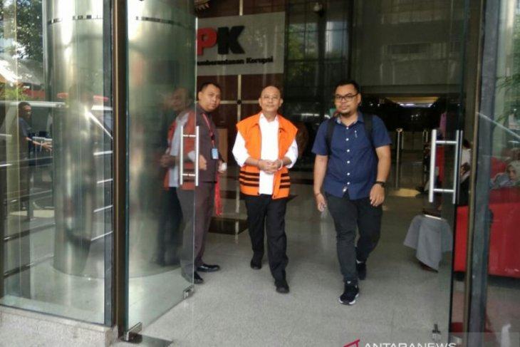 KPK tuntaskan  penyidikan Wali Kota Medan nonaktif Dzulmi Eldin