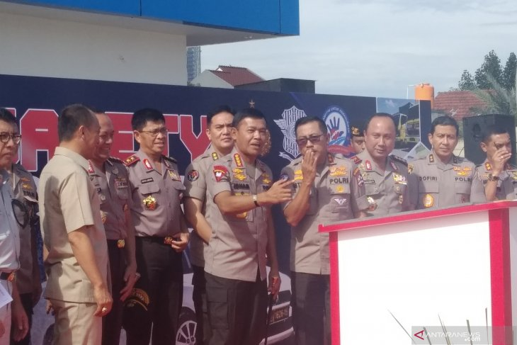 Police chief inaugurates Indonesia Safety Driving Center