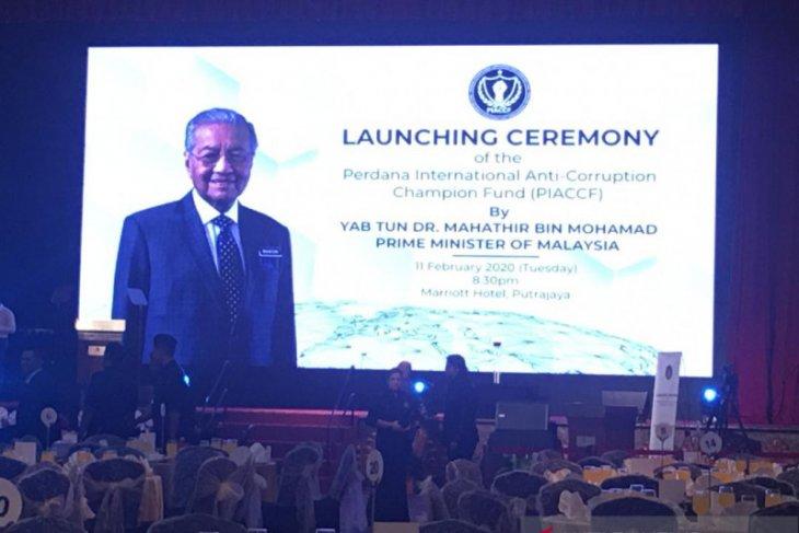 Mahathir akan serahkan  penghargaan ke Novel Baswedan