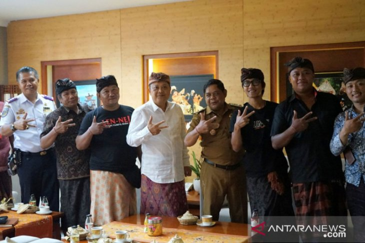 Jelang Nyepi, Pemkot Denpasar dukung lomba sketsa ogoh-ogoh