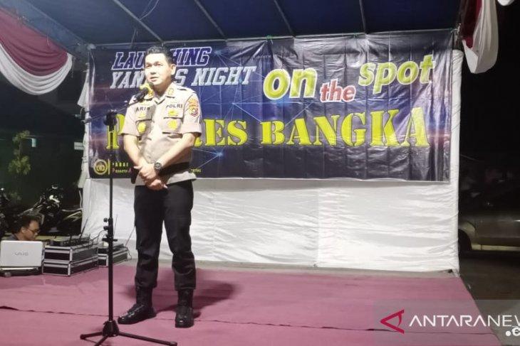 Polres Bangka dipercaya menjadi wilayah zona integritas