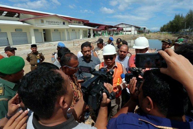 Operasional pasar rakyat di Lamdingin Banda Aceh digeser Juni 2020