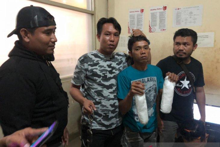 Polisi bekuk pria pembawa sabu 1 kilogram di Bandara Palu