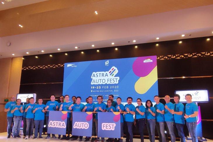 Astra Auto  Fest 2020 bakal digelar di empat kota