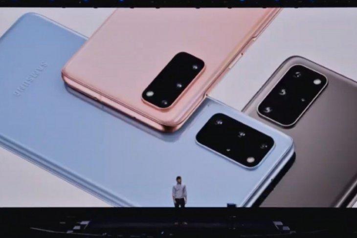 Samsung Galaxy S20 Series resmi meluncur