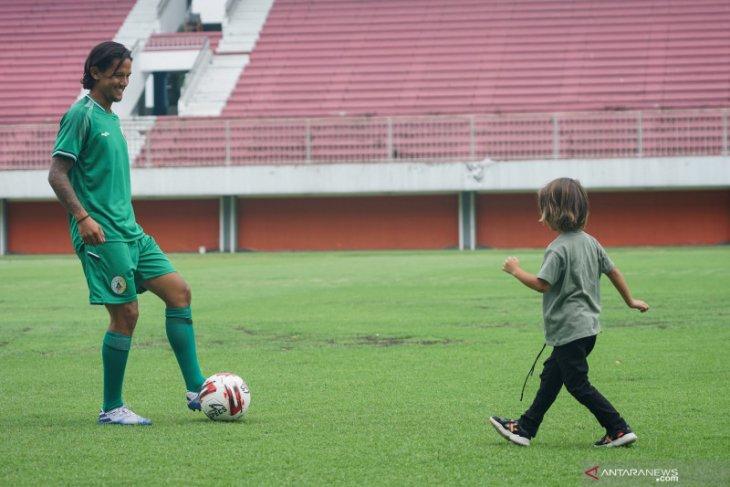 Meski persiapan singkat Irfan Bachdim optimistis hadapi Piala Menpora