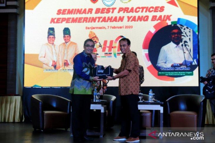 Apresiasi aplikasi Lapor Pemkot Banjarbaru