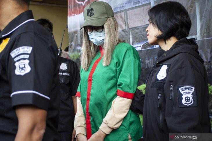 Lucinta Luna akan langsung ditahan di Rutan Polda Metro  Jaya