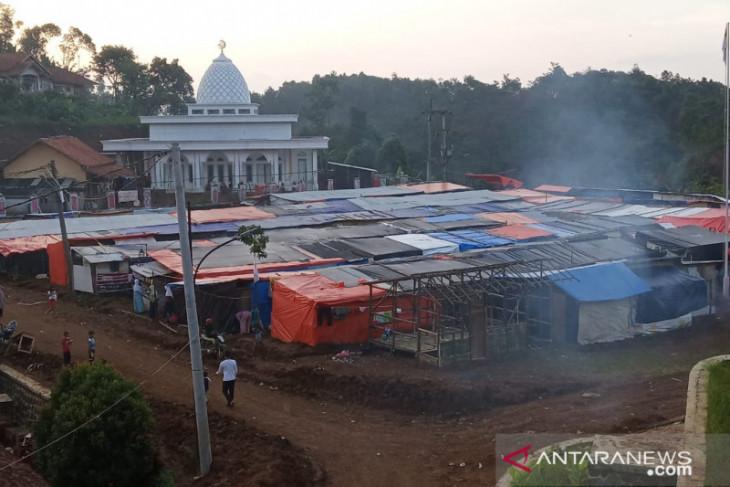 Berikut empat titik prioritas tempat relokasi korban bencana di Sukajaya Bogor