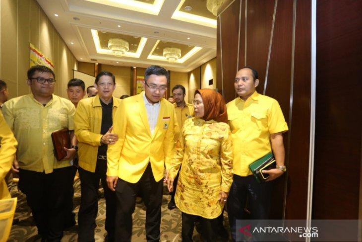 Wasekjen DPP: Golkar Jabar dan Banten inginkan kader internal di Pilkada 2020