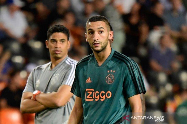 Chelsea umumkan transfer Hakim Ziyech