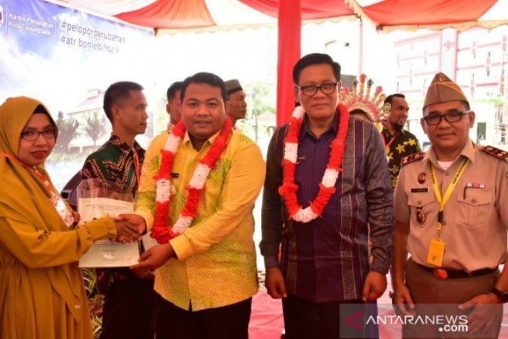 2020, Pemkot Tanjungbalai targetkan 9.000 SHAT untuk masyarakat