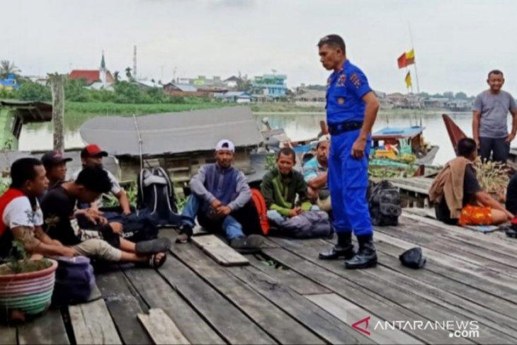 Polres Tanjungbalai amankan 44 TKI ilegal dari Malaysia