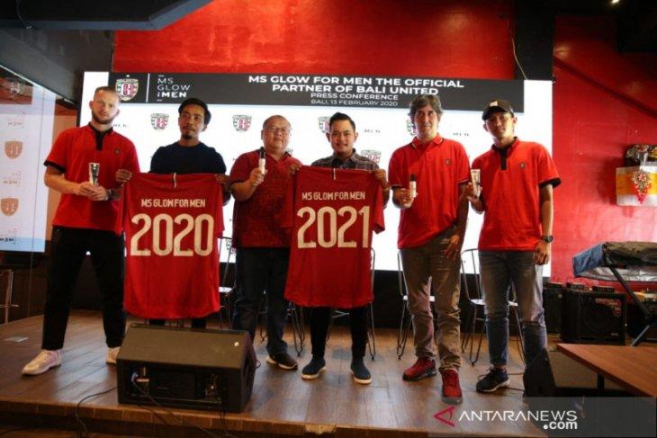 Bali United terima sponsor sejumlah perusahaan