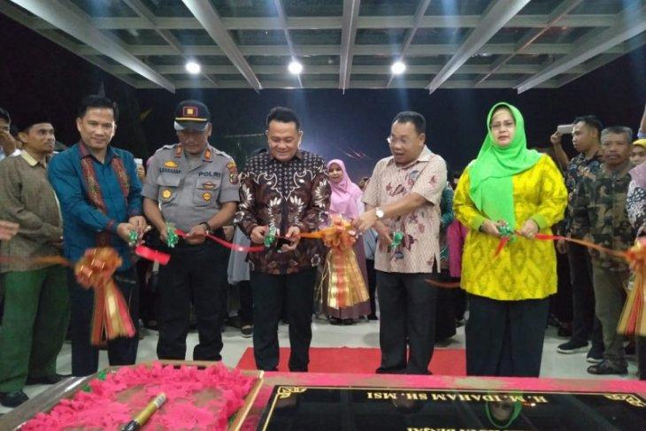 GOR senilai Rp11 miliar diresmikan Wali Kota Binjai